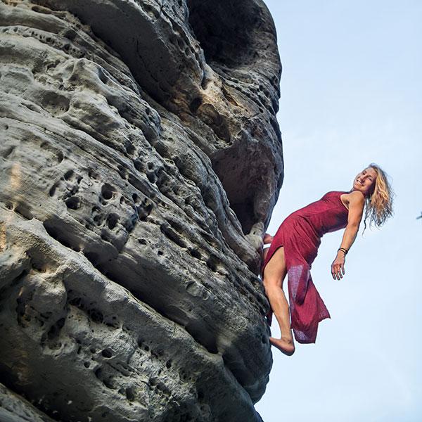 zážitkové poukazy lezení